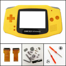 Nintendo Game Boy Advance Cable Frontlight Adapter AGS 001 Yellow Mod Kit