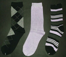 """Simply Noelle Women/'s /""""Art Deco/"""" One Size Fits Most Acrylic Blend Tall Socks"""