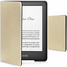 Kindle 2019 Case | Smart Protective Cover Slim Light | Gold + Stylus Protector