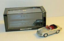 Minichamps Paul's Model Art 1:43  Porsche 256 Cabrio 430062330 Silver