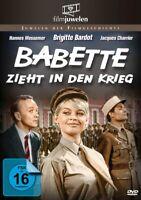 BABETTE ZIEHT IN DEN KRIEG - BARDOT,BRIGITTE   DVD NEUF