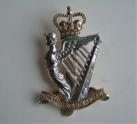 British Army North Irish Brigade Anodised Cap Badge