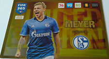 PANINI ADRENALYN XL FIFA 365 2017 UPDATE EDITION LIMITED EDITION MEYER