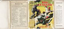 Big Leaguer by William Heyliger Goldsmith Publishing 1936 W/ DJ