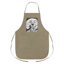 Scary Clown I Like You Kill You Last Funny Humor Apron with Pockets