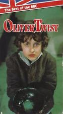 VHS: 2-VIDEO THE BEST OF BBC OLIVER TWIST.....ERIC PORTER-FRANK MIDDLEMASS