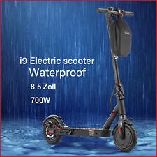 Elektroroller mit Lenkertasche 8,5 Zoll E-Scooter 700W 30km Reichweite Faltbar