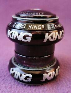 "Chris King nothreadset headset 1 1/8"" Sealed bearings EC34 in black"