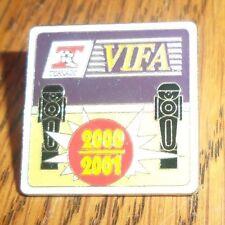 VIFA - Valley International Foosball Association - TORNADO 2000/2001- PIN BADGE