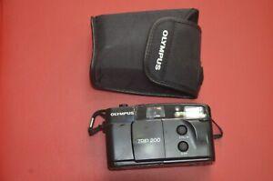 Olympus Trip Junior Camera 33mm lens with black original case
