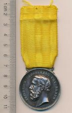 GERMANY Baden ORDER Civil Medal of Merit 9th type Third Class 40.5mm SILVER RARE