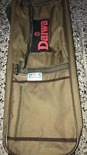 Delta Fishing Ruten Tasche 2 Fach 125 CM Angel Futteral Ruten Futteral Kva