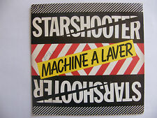 "SP STARSHOOTER ""Machine à laver"" EMI 2C 008-72.278 France (1980)"