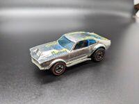 Hot Wheels Vintage Original Redline1969 Mighty Maverick Super Chromes Fast Ship!