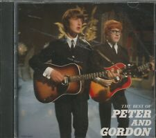 The Best Of PETER And GORDON - CD - BRAND NEW