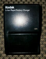 Kodak K5000 Li-Ion Rapid Battery Charger With KLIC-5001 Battery