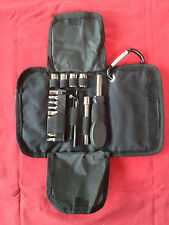 KAWASAKI VERSYS 650 add on Tool Bag/borsa/bordo Strumento Kit Bauj tutti.