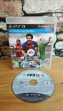 Fifa 13 playstation 3 PS3 game