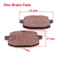 Disc Brake Pads For GY6 49cc 50cc 125cc 150cc Chinese Scooter Moped Taotao Sunl
