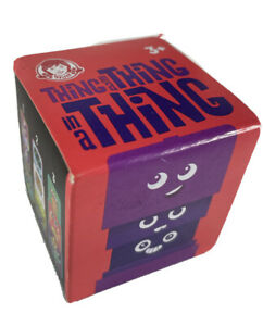 Wendy's THiNG THiNG in a THiNG 2019 Kids Meal Toy 3+ Red #2 Collectable NEW
