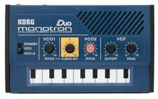 F/S NEW KORG monotron DUO Analog Synthesizer from JAPAN