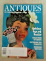 Antiques & Collecting Magazine Nov 2010 Quilts Radio Railroad Watches Mini Books