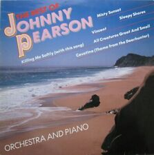 JOHNNY PEARSON - THE BEST OF JOHNNY PEARSON  - LP