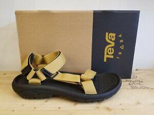 Teva Hurricane XLT2 Honey Mustard Sandals for Men Comfort and Utilitarian Style