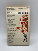 One Flew Over the Cuckoo's Nest Ken Kesey 1962 Signet PB Book Movie Tie In