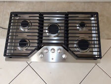 "NEW GE MODEL JGP5036SLSS 36"" GAS LP PROPANE COOKTOP STAINLESS"