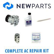 Full A/C Repair Kit w/ New Compressor & Clutch for Kia Rondo 07-10 2.4L