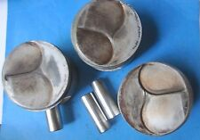 DATSUN 510 L20B  3 USED JE RACING PISTONS 86MM BORE