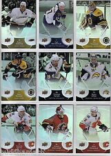 2009/10 McDONALDS COMPLETE 50 CARD BASE SET