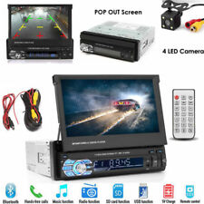 Bluetooth Car Stereo Radio 1 DIN 7