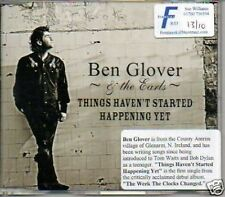 (310E) Ben Glover & The Earls, Things Haven't St- DJ CD