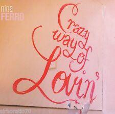 NINA FERRO Crazy Way Of Lovin' You OZ CD 2004 Digipak JAZZ
