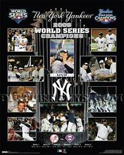 New York Yankees 2009 World Series Championship Picture Plaque