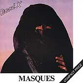 Brand X - Masques CD 1989 Phil Collins Genesis NEW SEALED