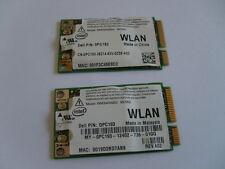 2 x Dell XPS wifi PC193 - M1210 M1530 M1710 M2010 1520 1501 1525 6400 640M 9400