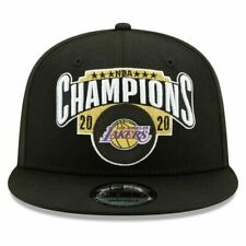 Official 2020 NBA Champion Los Angeles Lakers Snapback Lebron James