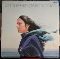 Joan Baez Hits Greatest & Others Vinyl Record LP Album VSD 79332 Tan label 1973