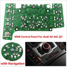 Multimedia MMI Control Panel Circuit Board w/ Navigation E380 for AUDI A6 A6L Q7