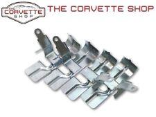 Corvette Spark Plug Shield Set Fits Small Blocks 350 327 283 1957-79 X2582