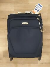 Samsonite Spark SNG - Upright S ExpandableHand Luggage, 55 cm Navy