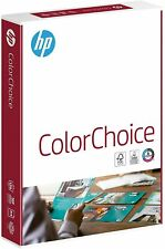 HP Farblaserpapier, Druckerpapier Color-Choice Chp 753: 120 g/m², DIN-A4, 250 Bl