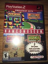 Namco Museum Greatest Hits [PS2] (Sony PlayStation 2, 2001)