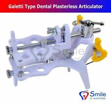 Smile® Lab Galetti Dental Plasterless Articulator - Dental Articulator - New CE