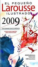 El Pequeno Larousse Illustrado 2009 (Spanish Edition)