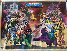 Vintage 80s He-Man and She-Ra Posters