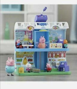 Peppa Pig Peppa's Shopping Centre Playset